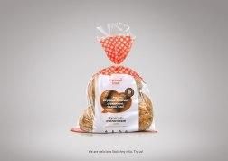 Дизайн упаковки продукции марки «Русский Хлеб»