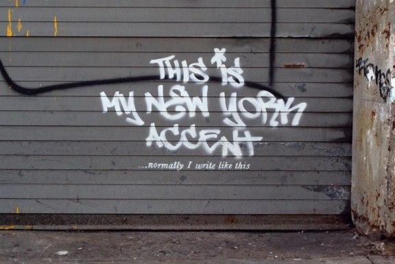 Бэнкси в Нью-Йорке