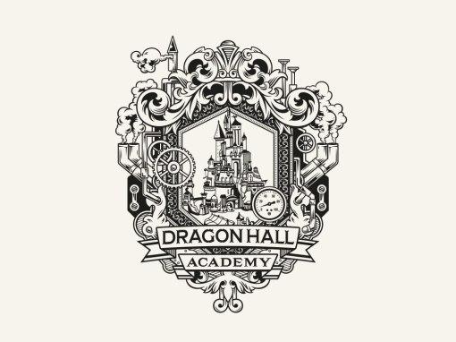 Логотипы и знаки дизайнера Джинджер Манки из Ливерпуля