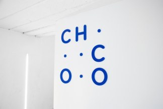 Фирменный стиль коммуникационного агентства Choco