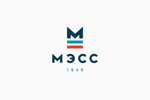 Логотип и стиль компании «МЭСС»