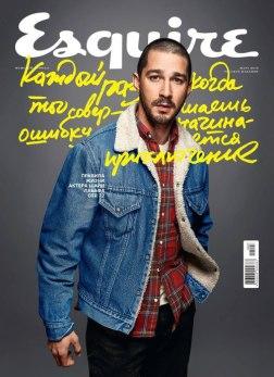 20 типографических обложек журнала «Эсквайр»
