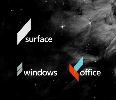 Студент-дизайнер за 3 дня сделал экспериментальный новый бренд для Микрософта и опубликовал в своем блоге.