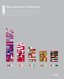 Шикарную инфографику про флаги стран мира выпустило датское агентство ferdio
