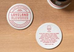 Фирстиль частной американской пивоварни Loveland Aleworks