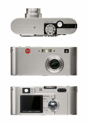 Обновленный стиль Leica