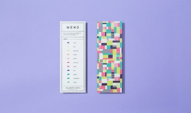 Стиль и упаковка для марки мороженого Subisu