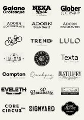 100 лучших латинских шрифтов 2014 года