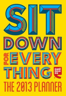 Планировщик «Sit Down for Everything»