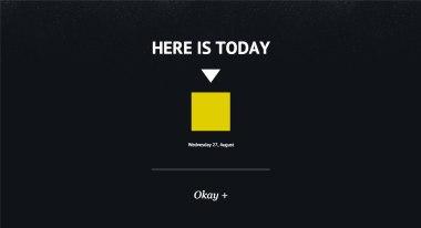 «Вот это — сегодня»