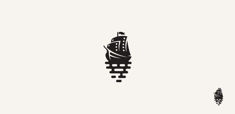 Знаки работы лого-дизайнера Джорджа Бокуа