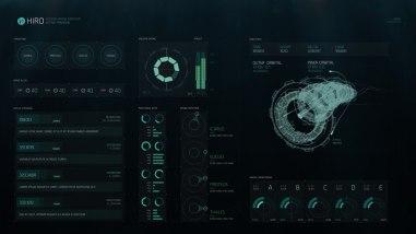 Science Fiction Interfaces — тумблер-блог с интерфейсами из научной фантастики