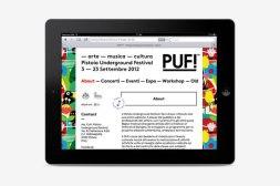 PUF!™ Festival - Brand Identity