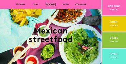 50 цветовых схем крутых сайтов