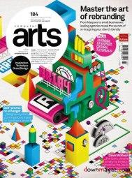 100 номеров журнала Computer Arts в формате PDF