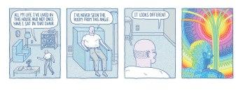 Комиксы и иллюстрации Джесси Джейкобса из Онтарио