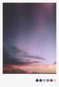 Серия фотографий Эскирхана Дидаева и их цветовые палитры