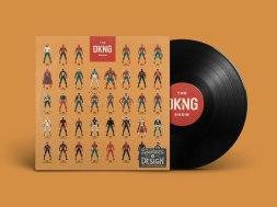 Свежие работы студии DKNG из Лос-Анджелеса