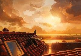 Картины Артёма Чебохи из Санкт-Петербурга