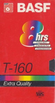 Обложки VHS-кассет