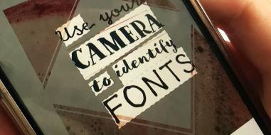 «Что за шрифт» для смартфонов
