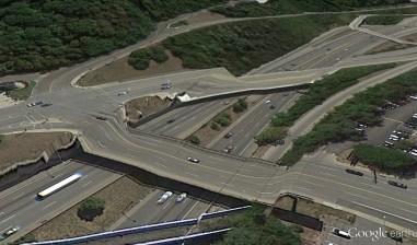 Открытки с Google Earth