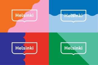 Новая айдентика Хельсинки, столицы Финляндии