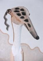 Сюрреалистические коты и собаки в коллажах Лолы Дюпре из Глазго