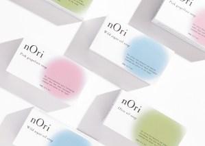 Фирменный стиль и упаковка уходовых натуральных средств для кожи Nori