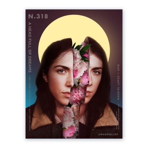 Плакаты Магдиэля Лопеса