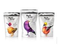 Упаковка марки «Beak Peak!»