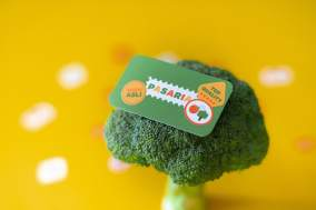 Фирменный стиль онлайн-поставщика продуктов питания Pasaria