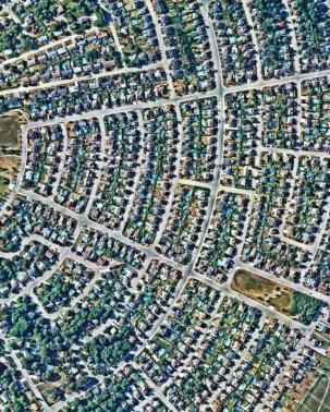 Коллекция красивых снимков Земли с воздуха
