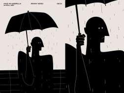 Эмоции, чувства и ситуации в рисунках литовского иллюстратора Рокаса Алелюнаса
