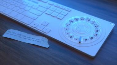 Мир, в котором дисковый набор сохранился до наших дней