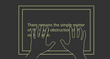 Футуристичный и продуманный концепт тач-интерфейса 2009 года, интересный и сегодня