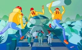 Совершенно гениальные иллюстрации парижанки Лили де Беллон