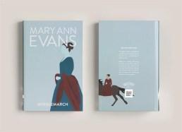 Reclaim Her Name — необычная коллекция из 25 книг с яркими иллюстрированными обложками