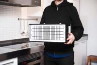 Дизайн коробок готовой еды Nevera Llena