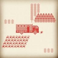 Иллюстрации Руфины Базловой о событиях в Белоруссии