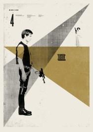 Альтернативные афиши к легендарным фильмам студии дизайна и иллюстрации Concepción Studios