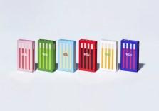 Некоторые призёры конкурса дизайна упаковки Japan Package Design Awards 2020