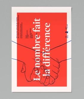 Плакаты, приглашающие волонтеров на общественные работы в Монреале