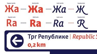 Итоговые работы выпускников курса шрифтового дизайна Type and Media 2020
