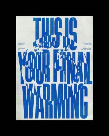 10 экспериментальных плакатов Роя Крэнстона из Нью-Йорка