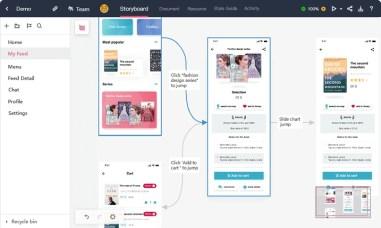 Комплексный инструмент диджитал-дизайна Mockplus