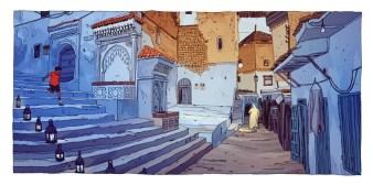 Завораживающие рисунки и иллюстрации Джона Хуареза Хэрриоррихара