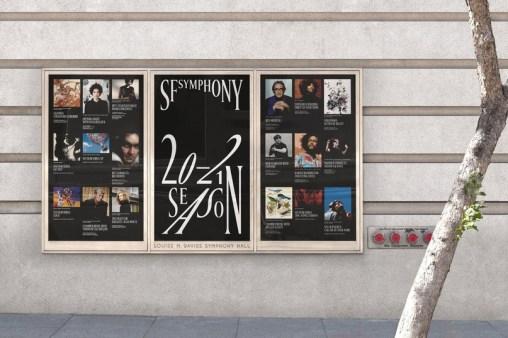 Генеративная айдентика Симфонического оркестра Сан-Франциско, SFSymphony