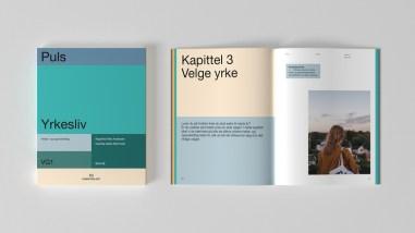 Серия академической литературы норвежского издательства Fagbokforlaget