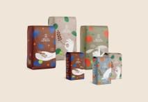 Новые логотип, стиль и упаковка муки Molino Verrini